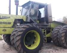 Tractor Zanello 540, Rodado Dual, Tres Arroyos