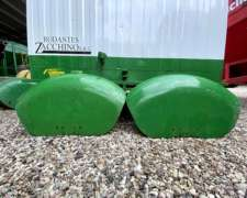Guardabarros para Tractor John Deere