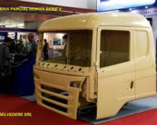 Cabina Scania G/r 0km Serie 5 Belvedere