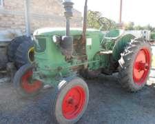 Tractor Deutz Modelo A-45 P C. Remoto 3 Ptos