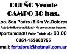 Campo 30 Has Villa Dolores