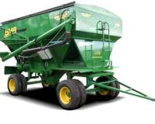 Tolva BMB 14 TT Semilla y Fertilizante