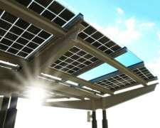 Bipv Modulo Solar de Vidrio