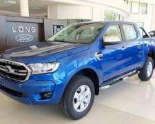 Ford Ranger XLT 2.5 Nafta Entrega Inmediata