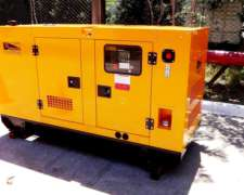 Grupo Electrogeno Cram CD40 Diesel 40 KVA Insonorizado