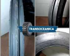 Neumaticos 400-19 Acanalada, Tractor Delantero, Carros