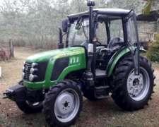 Tractor Doble Tracción Chery Agricola 80 HP con Cabina