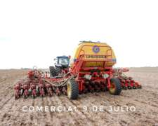 Sembradora Gherardi G-800 AIR Drill Nueva - 9 de Julio