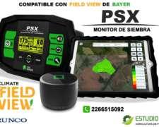 Monitor de Siembra Prosolus Psx, Compatble con Fieldview