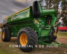 Tolva Autodescargable Ascanelli Magnum+ 30tn - 4 Ruedas