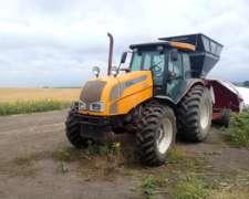 Tractor Valtra BM 125i año 2007 DT