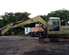 Excavadora H95 Europea Sobre Orugas