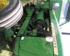 Tractor John Dehere Motor Deutz 160