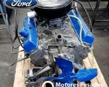 Motor Ford V8 - Rectificado con Garantía