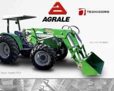Tractor Agrale 80 HP - con Inversor 10 Semestres