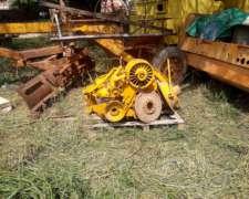 Motor Deutz 4 Cilindros Industrial con Caja de Embrague