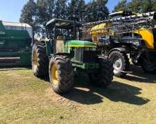 Tractor 7505 John Deere 2005