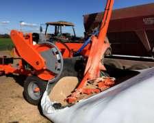 Extractora de Cereales para Tambos y Feed Lots Granos Humedo