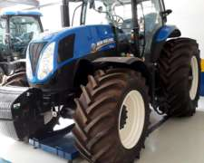 Tractor New Holland T7. 205, Nuevo