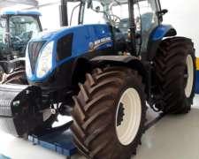 Tractor New Holland T7. 205, Nuevo