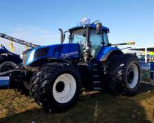 Tractor New Holland T8 .410,nuevo