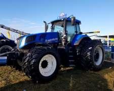 Tractor New Holland T8 .410,nuevo