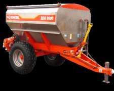 Fertilizadora EDR 8000 - Gimetal