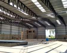 Fabricación Galpones, Tinglados, Cerramientos