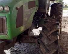 Tractor Pauny 250a Linea Verde, Loberia