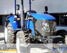 Tractor Lovol TD750 75hp 4X4 Macanico