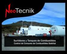 Vaca Muerta Plantas de Combustible Neotecnik