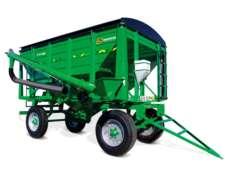 Acoplado Fertilizante Montecor 11250 Lts.
