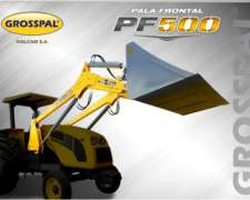 Pala Frontal Pf 500 - Grosspal