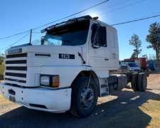Scania 112 con Mecanica 113 Completa