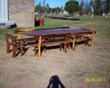 Muebles para Casa de Campo