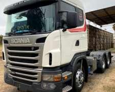 Scania G 380/ 2012. 6x4. Unico en el Pais con Garantia.