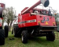 Coschadora Massey Ferguson 9790 año 2007