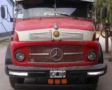 Mercedes Benz 1114 año 1973 Impecable 60000 Mil de Reparado