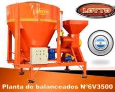 Planta P/ Elaboración de Alimentos Balanceados Nº 6 V3500