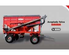 Acoplado Tolva Baima B-8000 - Arroyito, Córdoba