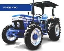 Tractor Farmtrac de FT 6060 Doble Tracción