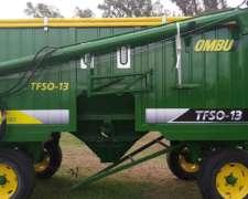 Tolva Ombu para Fertilizantes y Semillas 13 M3 / Nueva