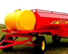 Acoplado Tanque Combinado Conese 5000 Lts
