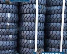 Set para Autoelevador 28x9-15 Reforzado Cubierta Envios