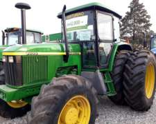 Tractor John Deere 7500, 140 HP, Duales, Buen Estado 1999