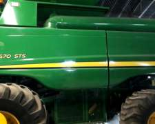 Jd 9670, 2011, 30 P,c/piloto 4800 Hs C/2500 Ha Para Trabajar