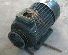 Motor Trifasico 30hp Doble Polea