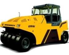 Compactador de Neumaticos Sinomach Gyr16j - Eisenmanner