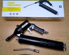 Pistola Engrasadora Neumática