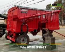 Tolva para Fertilizantes y Semillas Ombú TFSO-13